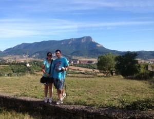 Vistas desde Asieso del monte Oroel