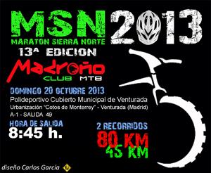 Maraton sierra norte