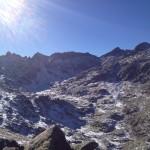 Pico Almanzor y circo de Gredos