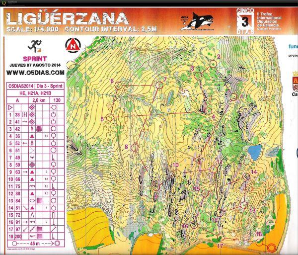 Palencia etapa 3