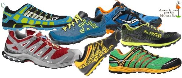 Zapatillas para orientación